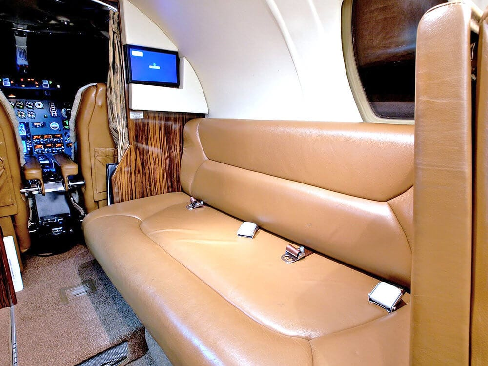 Cessna Citation SII Interior