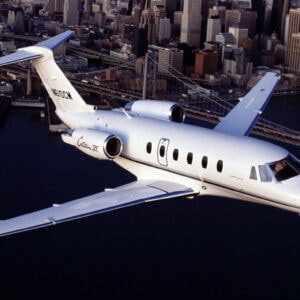 Cessna Citation VI Exterior