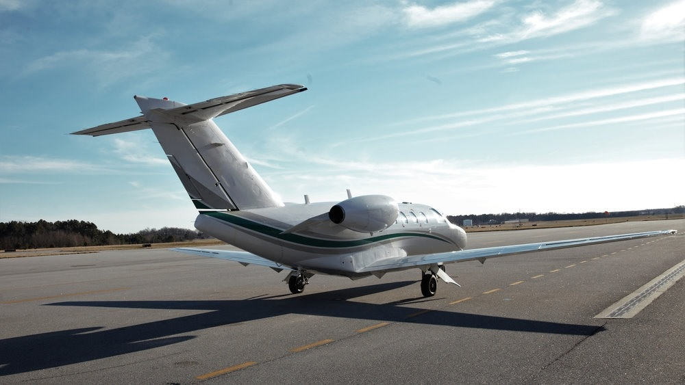 Cessna Citation CJ1 Plus Exterior
