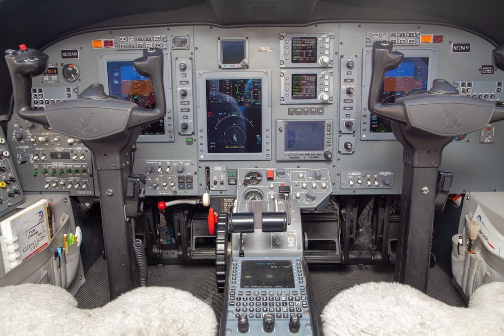 Cessna Citation CJ1 Plus Cockpit