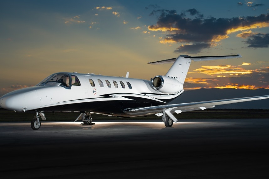 Cessna Citation CJ2 Plus Exterior