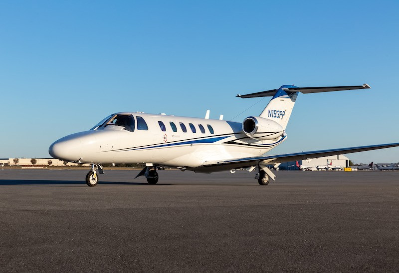 Cessna Citation CJ2 Exterior