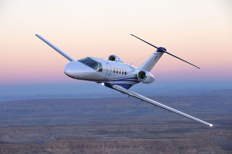 Cessna Citation CJ4 Exterior