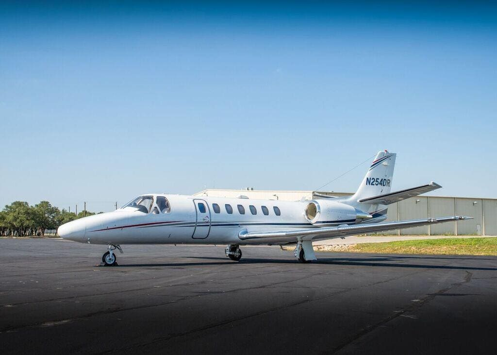 Cessna Citation Encore Exterior