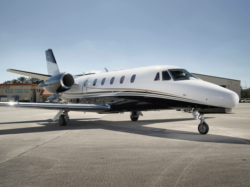 Cessna Citation Excel Exterior