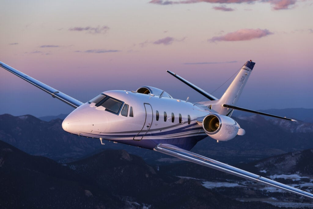 Cessna Citation XLS Plus Exterior
