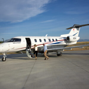 Private Jet from New York to Washington, D.C.